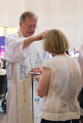 Day 2 Mass with Anointing of the Sick