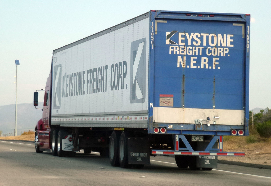 Keystone Freight Corporation 8-11-14 - a photo on Flickriver