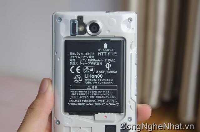 điện thoại nhật SH09D - Docomo Sharp SH-09D dien thoai nhat