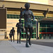 Coupland's Terry Fox Sculpure by BC Place