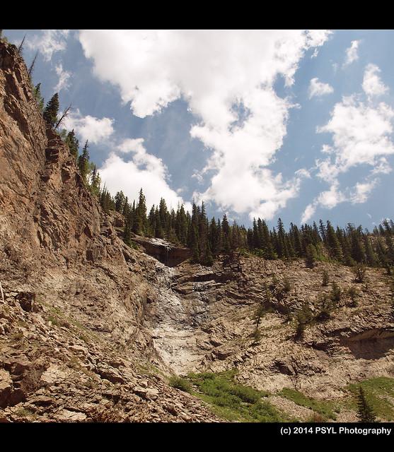Devil's Punchbowl Canyon