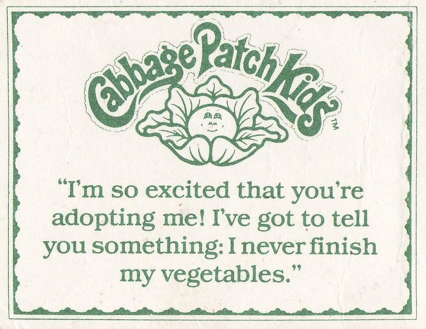 picture about Cabbage Patch Logo Printable titled AnnainCAs highest present-day Flickr shots Picssr