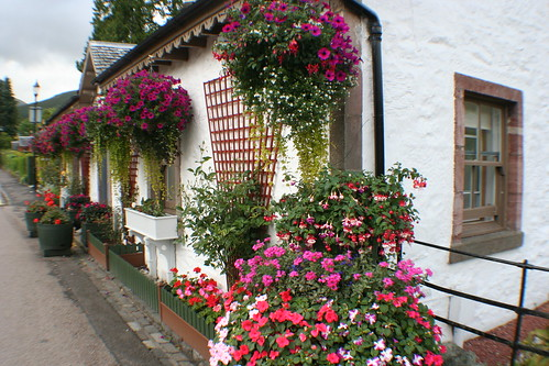 Luss Village Cottage