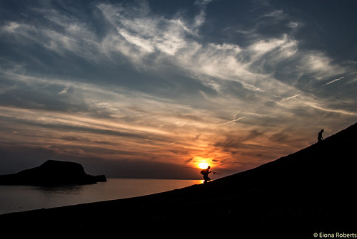 swansea unitedkingdom sunsets nationaltrust rhossili nationaltrustrhossili