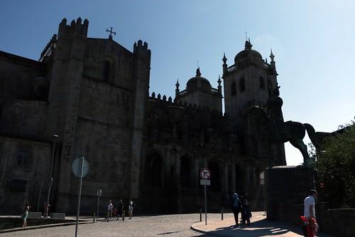 Cattedrale di Oporto: esterno