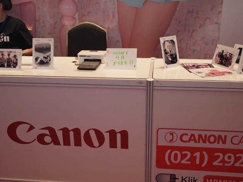 Canon Selfie