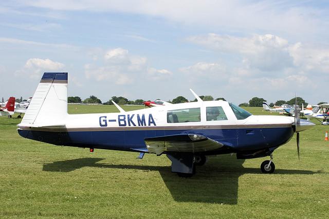 G-BKMA
