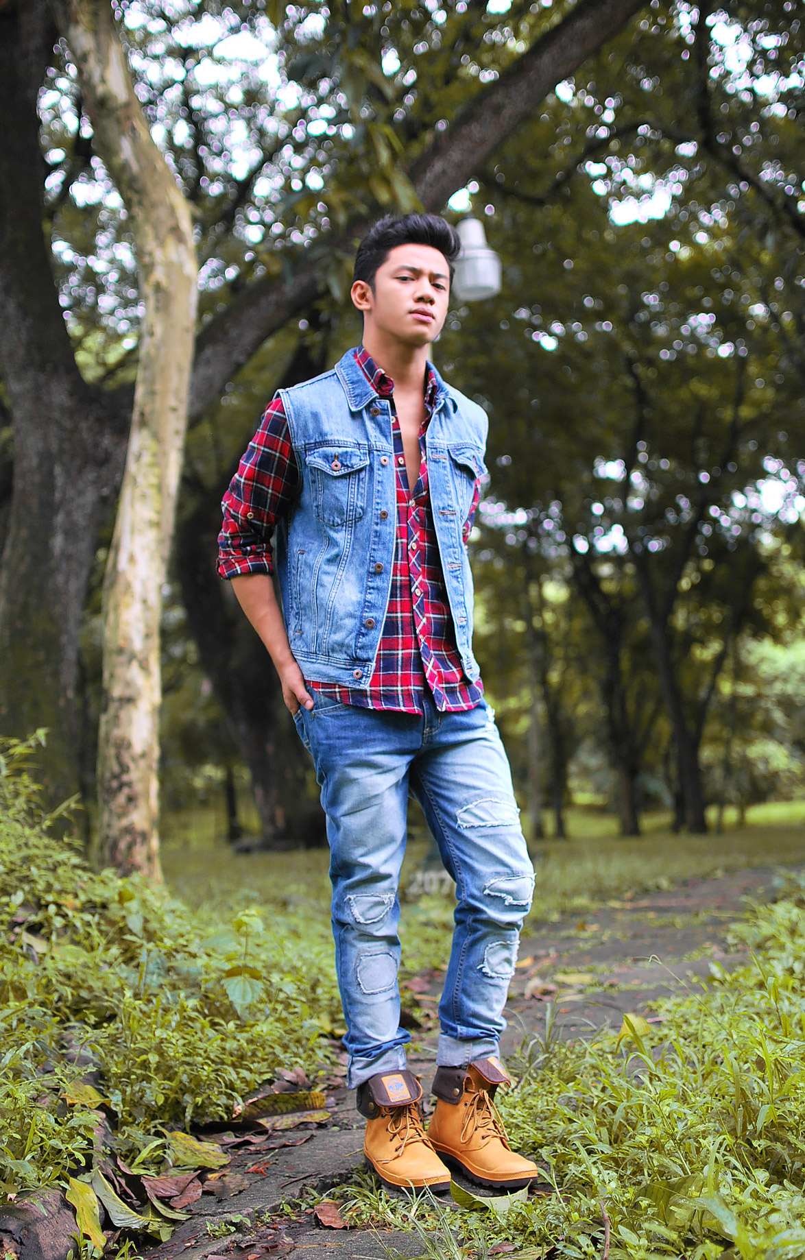 Dg Manila The Urban Lumberjack