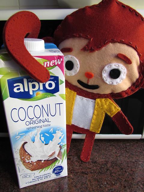 #alpro #coconut