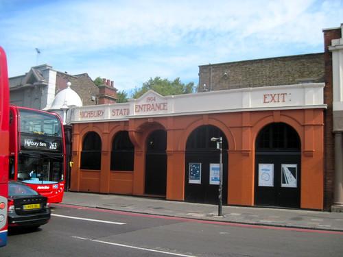 Highbury Station