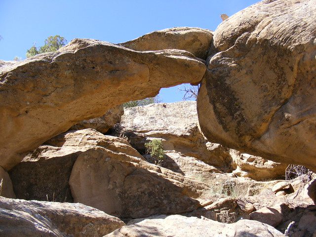 New Mexico Natural Arch NM-422