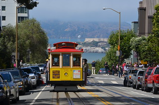 MUNI - Hyde and Lombard -  July 31, 2014 (2)