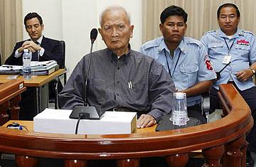 Cambodge-Nuon Chea
