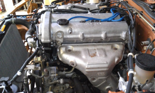 MM 00 EVO Engine Install 10