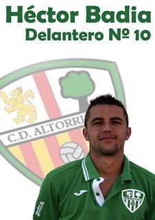 Héctor Badía Sanz (Temporada 2014/2015)