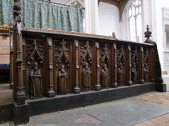 choir stalls (north)