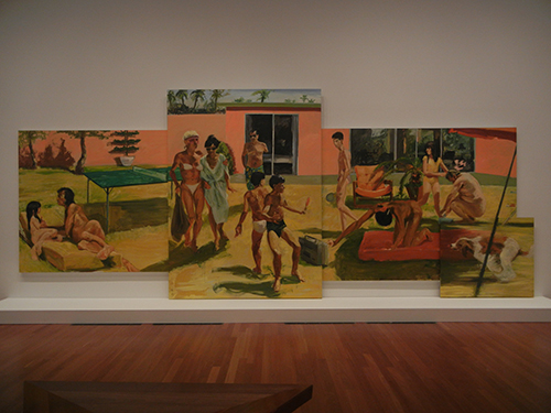 DSCN0032 _ Saigon, Minnesota, 1985, Eric Fischl, NGA at De Young