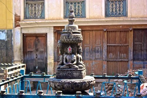 Kathmandu shrine