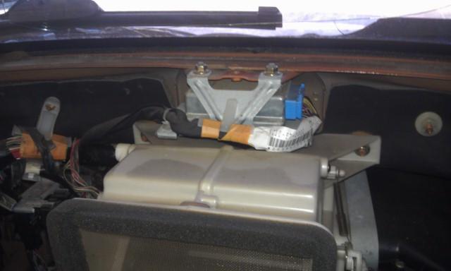 MM 00 EVO Airbag Controller