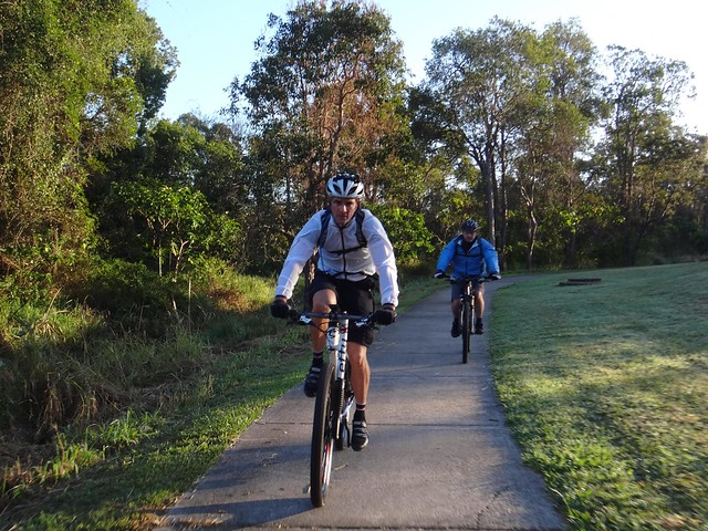 Albany Creek Bike Paths