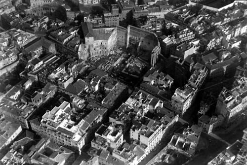 ROMA ARCHEOLOGIA & ARCHITETTURA: Roma, Centro Storico & Via Alessandrina & I Fori Imperiali & Foro di Nerva (c. 1928-30?).