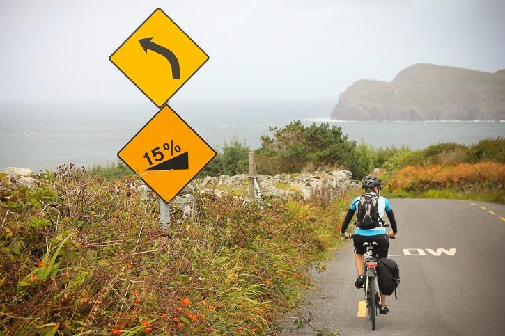 Retkipyöräilyä Irlannissa I @SatuVW I Destination Unknown