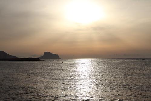 atardecer altea mediterráneo calpe 2014 iabcselperdido iabcstm iabcs elperdido