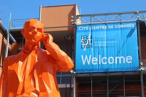 IFLA 2014 - Centre International de Lyon