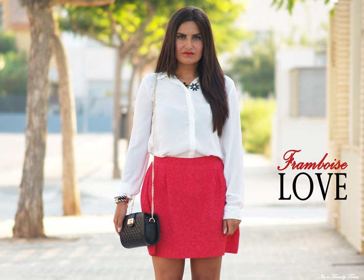 OUTFIT FRAMBOISE LOVE