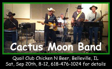 Cactus Moon Band 9-20-14