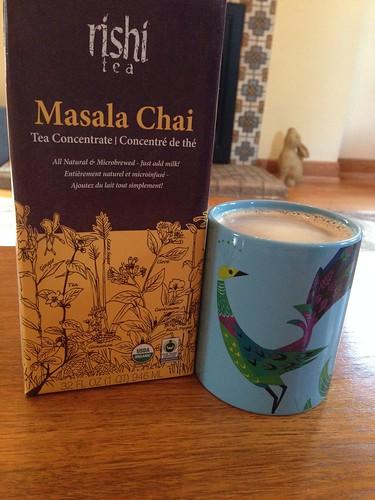 rishi chai