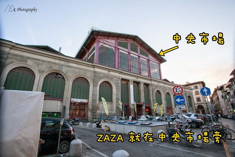 zaza central market