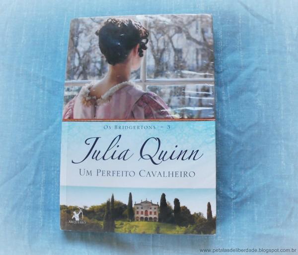 Um perfeito cavalheiro, Julia Quinn, Arqueiro, livro, romance de época, capa, sinopse