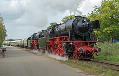 Apeldoorn 23 071-23 076 als passagierstrein 17 naar Beekbergen