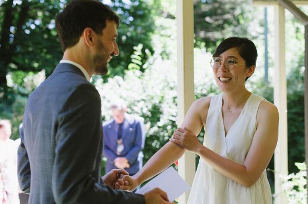 Celine Kim Photography intimate High Park Parkdale restaurant wedding Toronto wedding EM-22