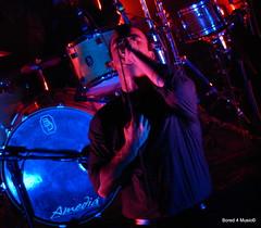 Future Islands & Operators - Night 2 @ The Fonda Theatre (08/21/14)