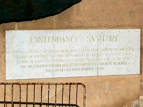 intendance sanitaire explis