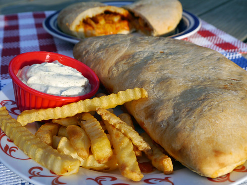 Carbs & Rec - French Fry Calzones With Ranch (0020)