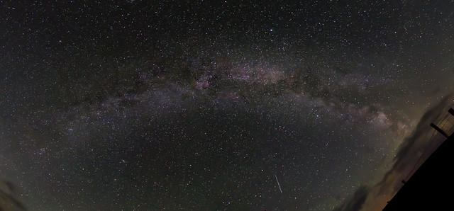 Tiree Milky Way Panorama