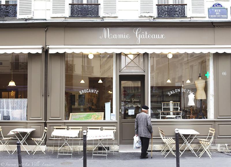 Mamie Gâteaux, Paris