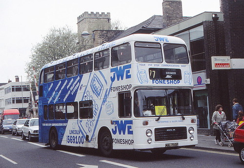 Lincoln in the nineties - part 2