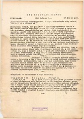 """071. Kommunista pártlapok a Mindszenty per """"igazságáról"""""""