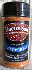 20140731_5 The famous bacon salt, which is vegan :…