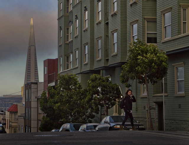 Maite; Nob Hill, San Francisco (2014)