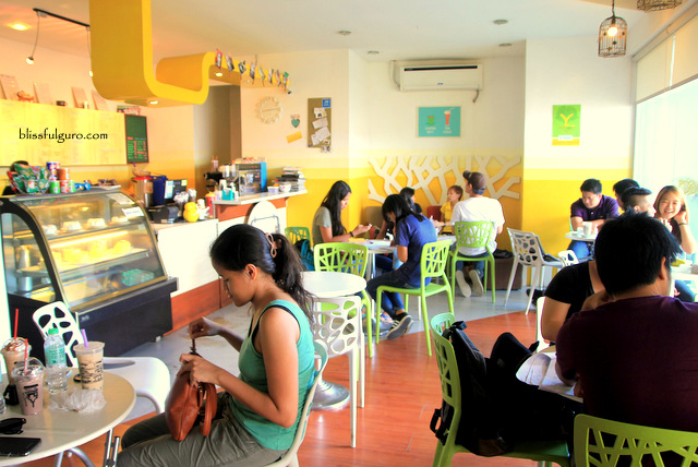 Dagupan Pangasinan Yellow Tree Cafe