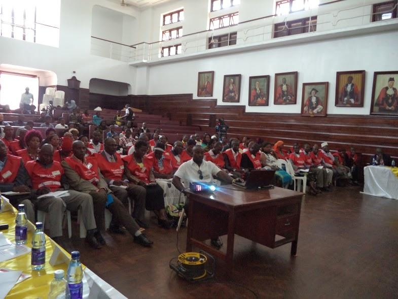 Kampala City Council_KYC Profil Launch