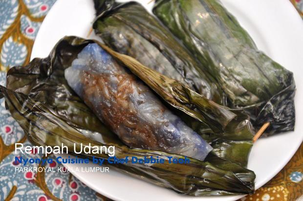 Nyonya Cuisine by Debbie Teoh PARKROYAL KUALA LUMPUR 8