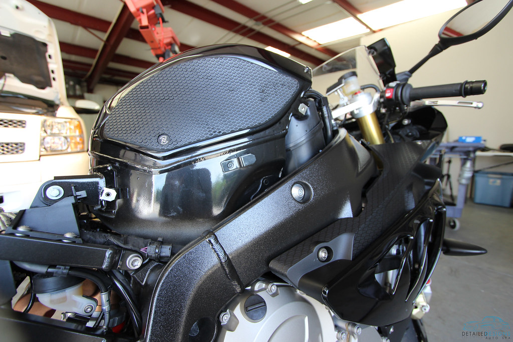BMW Motorcycle Detail | Ask a Pro Blog