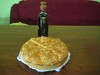 Traditional Serbian slava -St patron's day - cake 2