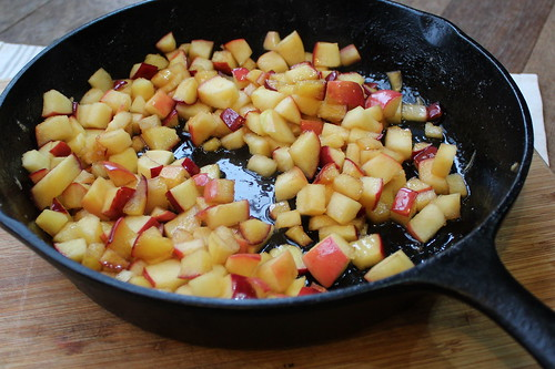 Simple Caramelized Apples